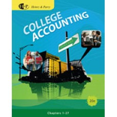 Test Bank for College Accounting, Chapters 1-27, 20th Edition