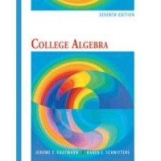 Test Bank for College Algebra, 7th Edition