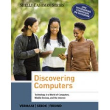 Test Bank for Discovering Computers 2014, 1st Edition