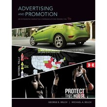 Advertising and Promotion An Integrated Marketing Communications Perspective Belch 9th Edition Solutions Manual