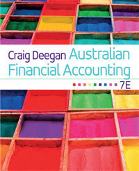 Test Bank for Australian Financial Accounting, 7th Edition : Deegan