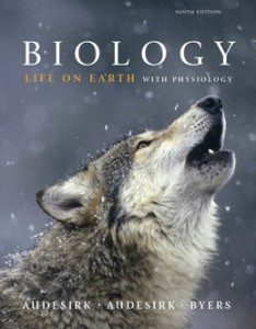 Test Bank for Biology Life on Earth with Physiology, 9th Edition: Audesirk