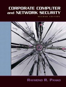 Test Bank for Corporate Computer and Network Security, 2nd Edition: Panko