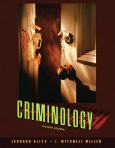 Test Bank for Criminology, 2nd Edition: Glick