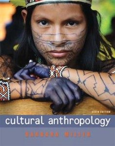 Test Bank for Cultural Anthropology, 6th Edition: Miller