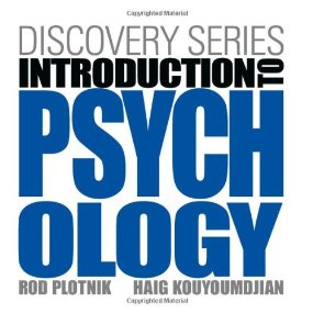 Test Bank for Discovery Series Introduction to Psychology, 1st Edition : Plotnik