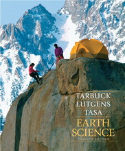 Earth Science Tarbuck 12th Edition Test Bank