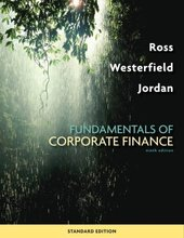 Fundamentals of Corporate Finance Ross 9th Edition Solutions Manual