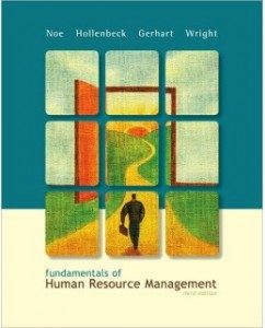 Test Bank for Fundamentals of Human Resource Management, 3rd Edition: Raymond Noe