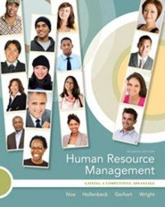 Test Bank for Human Resource Management Gaining a Competitive Advantage, 7th Edition: Noe