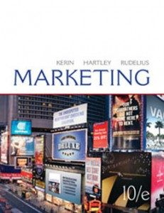 Test Bank for Marketing, 10th Edition: Kerin