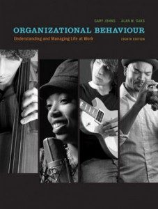 Test Bank for Organizational Behaviour Understanding and Managing Life at Work, 8th Edition: Johns