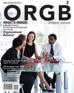 Test Bank for ORGB 2, 2nd Edition: Nelson