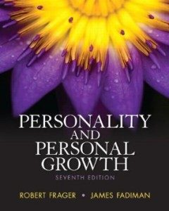 Test Bank for Personality and Personal Growth, 7th Edition : Frager