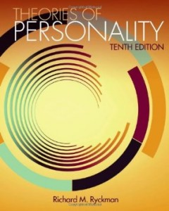 Test Bank for Theories of Personality, 10th Edition : Ryckman