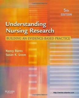 Understanding Nursing Research Building an Evidence-Based Practice Burns 5th Edition Test Bank