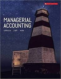 Test Bank for Connect With Smartbook Online Access For Managerial Accounting 11th Edition