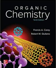Test Bank for Organic Chemistry – Standalone book 10th Edition