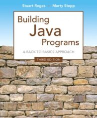 Test Bank for Building Java Programs 3/E 3rd Edition Stuart Reges, Marty Stepp