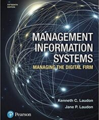 Test Bank for Management Information Systems: Managing the Digital Firm 15th Edition