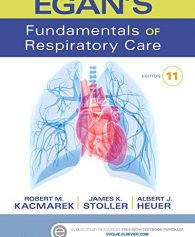 Test Bank For Egan's Fundamentals of Respiratory Care 11th Edition