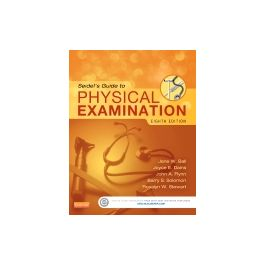 Test Bank for Seidels Guide to Physical Examination 8th Edition by Ball