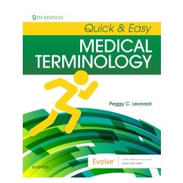 Test Bank for Quick and Easy Medical Terminology 9th Edition by Leonard