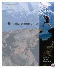 Test Bank for Entrepreneurship 9th Edition by Hisrich