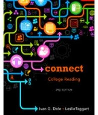 Test Bank for Connect College Reading, 2nd Edition