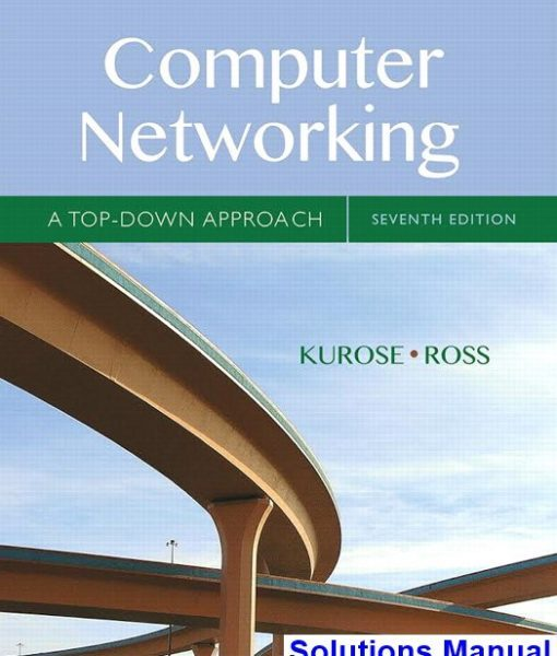 Computer Networking A Top