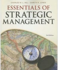 Test Bank for Essentials of Strategic Management, 3rd Edition: Charles W. L. Hill