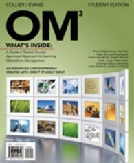 Test Bank for OM, 3rd Edition: Collier