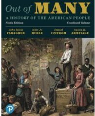 Test Bank for Out of Many A History of the American People 9th Edition by Faragher