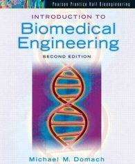 Solution Manual for Introduction to Biomedical Engineering 2nd Edition by Domach