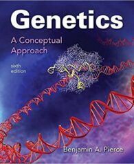 Test Bank for Genetics: A Conceptual Approach Sixth Edition
