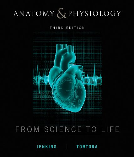 Test Bank For Anatomy and Physiology: From Science to Life 3rd Edition