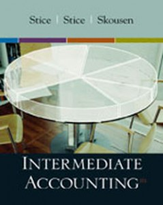 Test Bank for Intermediate Accounting, 17th Edition: Stice