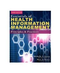 Test Bank for Essentials of Health Information Management 3rd Edition by Bowie