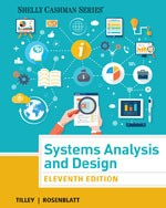 Test Bank for Systems Analysis and Design 11th Edition by Tilley