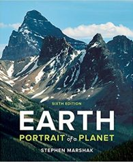 Test Bank for Earth: Portrait of a Planet (Sixth Edition) Sixth Edition