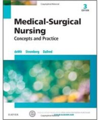 Test Bank for Medical Surgical Nursing 3rd Edition by deWit