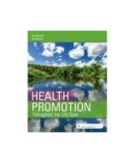 Test Bank for Health Promotion Throughout the Life Span 9th Edition by Edelman