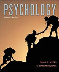Test Bank for Psychology, 11th Edition 11th Edition