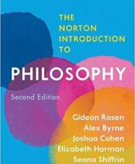 Test Bank for The Norton Introduction to Philosophy 2nd by Rosen