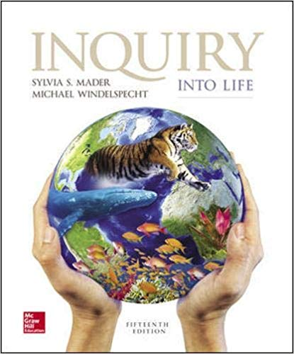 Test Bank for Inquiry into Life 15th Edition