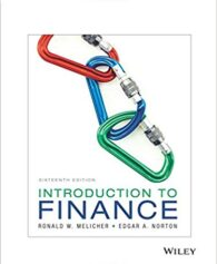 Solution Manual for Introduction to Finance: Markets, Investments, and Financial Management, 16th Edition