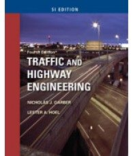 Solution Manual for Traffic & Highway Engineering – SI Version, 4th Edition