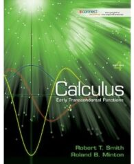 Test Bank for Calculus Early Transcendental Functions, 4th Edition : Smith