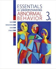 Test Bank for Essentials of Understanding Abnormal Behavior 3rd Edition