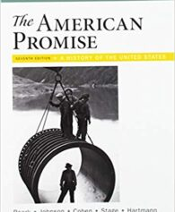 Test Bank for Understanding the American Promise 7th COMBINED by Roark